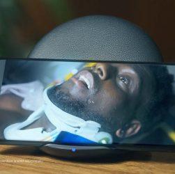 Emotívna reklama na bezdrôtovú nabíjačku Samsung