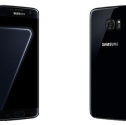 Galaxy S7 Edge je teraz dostupný v čiernej perleťovej