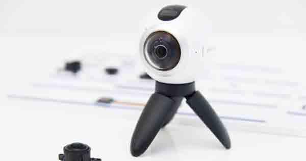 Samsung Gear 360 – kamera, ktorej nič neunikne