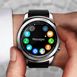 Samsung Gear S3 Frontier a Classic - porovnanie