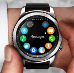 Samsung Gear S3 sú oddnes dostupné na Slovensku