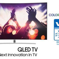 Samsung predstavuje nový QLED televízor